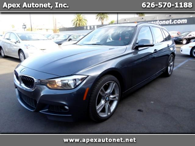 2014 BMW 3-Series Sport Wagon 328i xDrive Wagon M-Sport