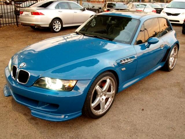 99 Z3 M Coupe in LSB for sale 122k in like new condition