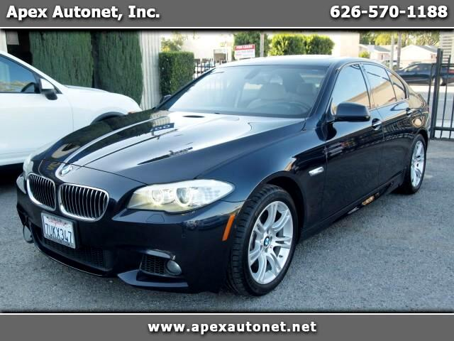 2012 BMW 5-Series 528i M-Sport