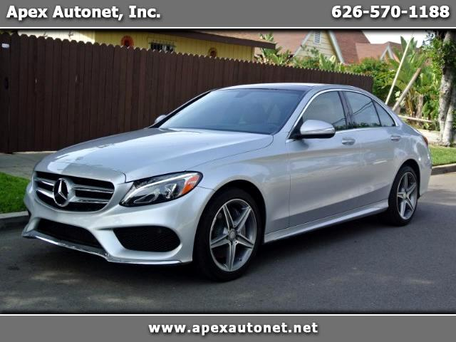 2015 Mercedes-Benz C-Class C300 Sport Sedan