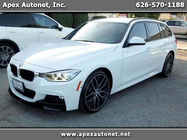 2014 BMW 3-Series Sport Wagon 328d xDrive Touring M-Sport