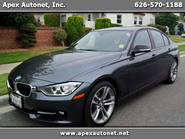 2014 BMW 3-Series 328i Sport Line