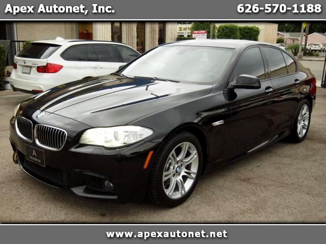 2013 BMW 5-Series 528i M-Sport