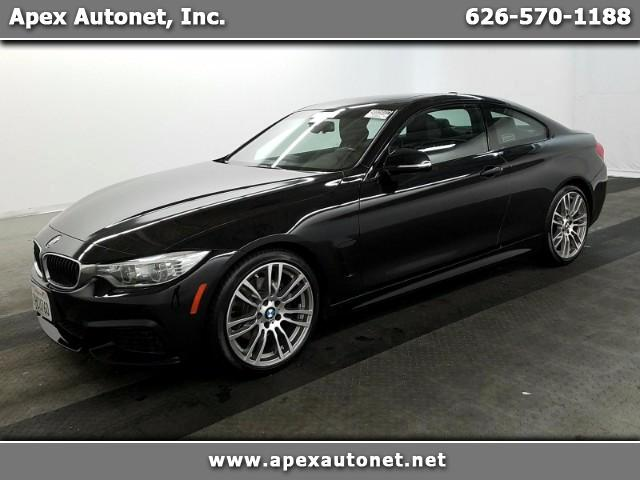 2014 BMW 4-Series 428i Coupe M-Sport
