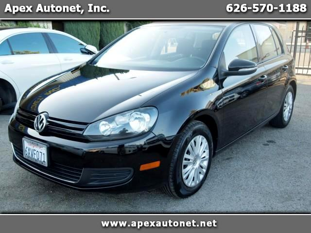 2010 Volkswagen Golf 2.5L 4-Door