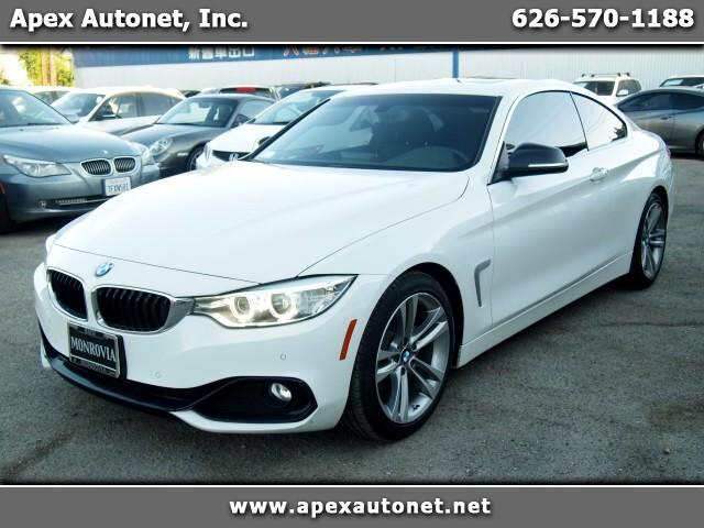 2015 BMW 4-Series 428i coupe Sport