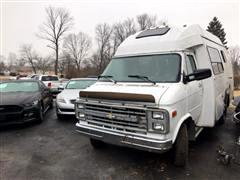 1985 Chevrolet G-Series Van