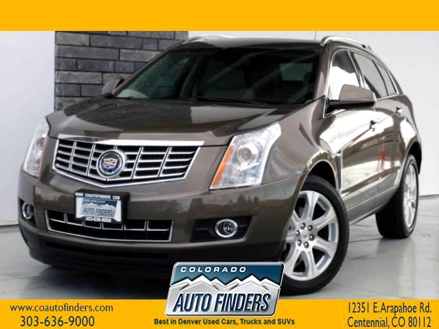 2016 Cadillac SRX Premium Collection AWD