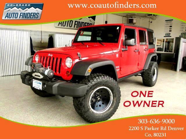 2012 Jeep Wrangler Unlimited Sport 4WD