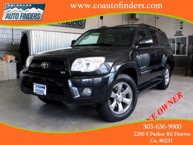 2008 Toyota 4Runner Limited 4WD V8
