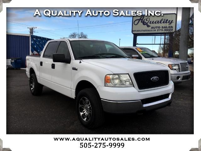 2005 Ford F-150 XLT SuperCrew Short Box 4WD