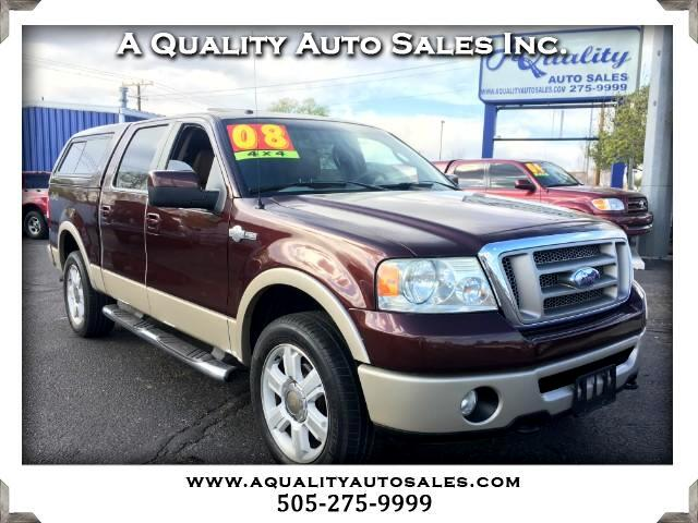 2008 Ford F-150 King Ranch Crew 4WD