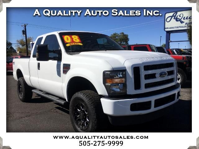 2008 Ford F-350 SD XLT SuperCab Long Bed 4WD