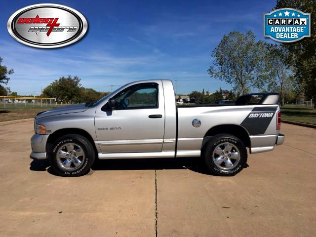 2005 Dodge Ram 1500 Daytona Short Bed 4wd