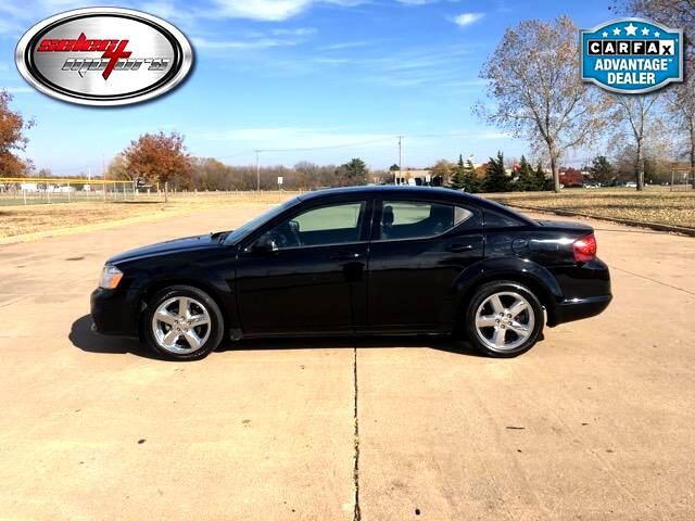 2011 Dodge Avenger Express