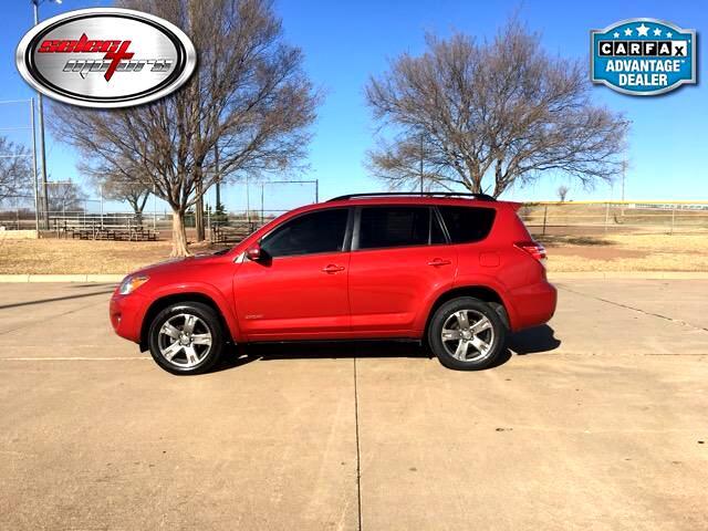 2012 Toyota RAV4 Sport I4 2WD