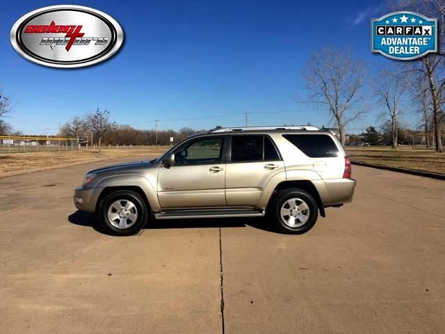 2004 Toyota 4Runner Limited 2WD