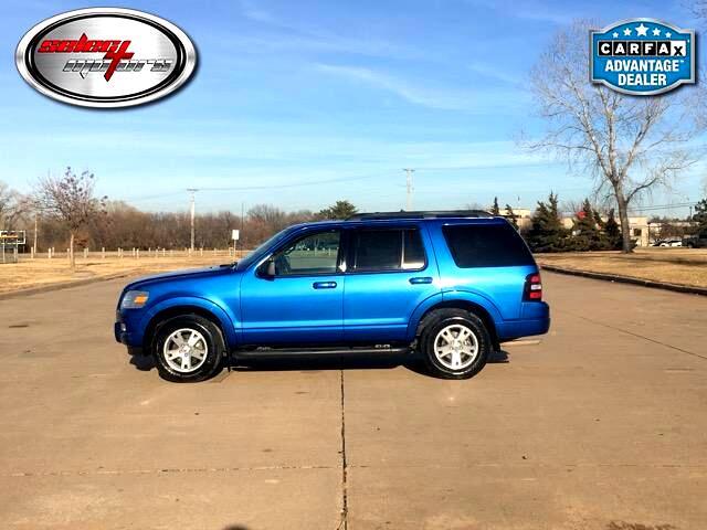 2010 Ford Explorer XLT 4.0L 4WD