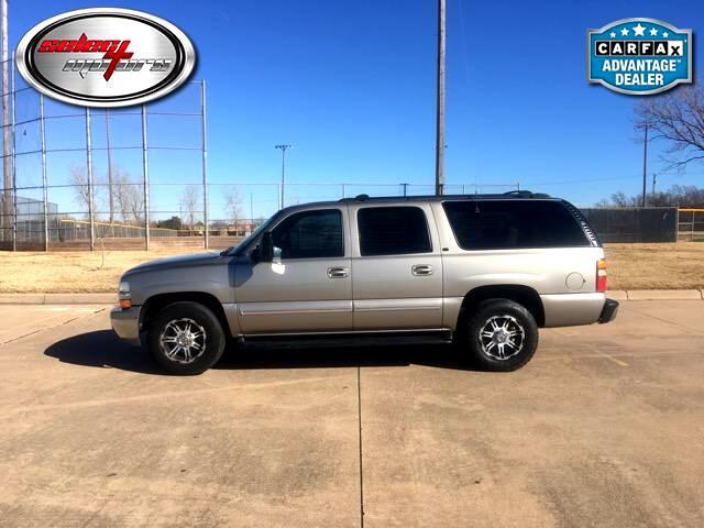 2001 Chevrolet Suburban LT 1500 4WD