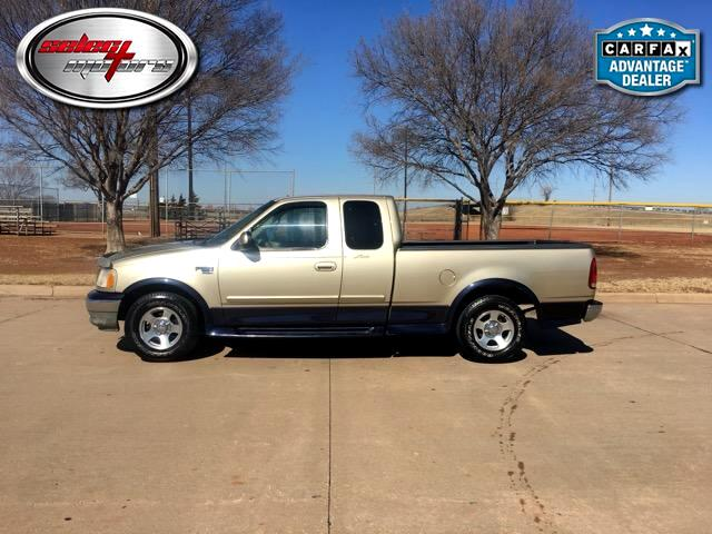 1999 Ford F-150 Lariat SuperCab Short Bed 2WD