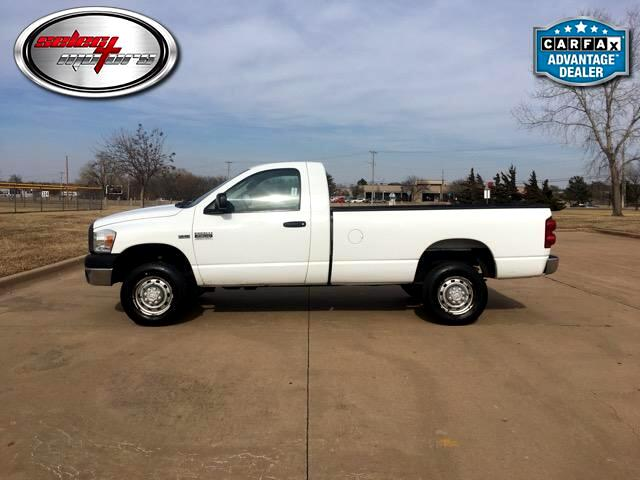2007 Dodge Ram 2500 SLT Long Bed 4WD