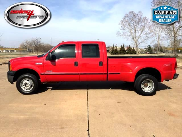2006 Ford F-350 SD XL Crew Cab Long Bed DRW 4WD