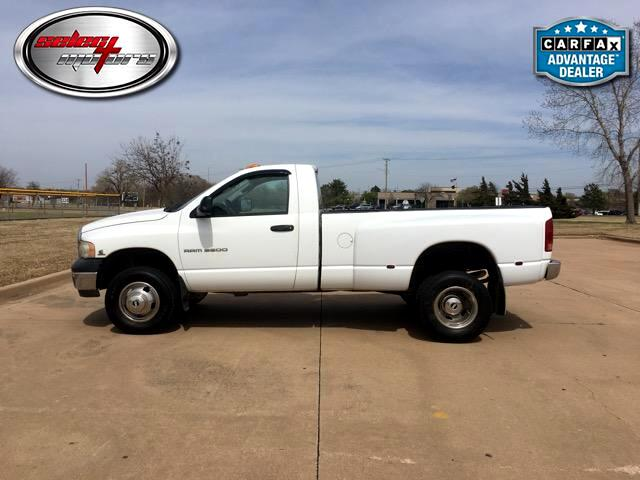2005 Dodge Ram 3500 Laramie Long Bed 4WD DRW