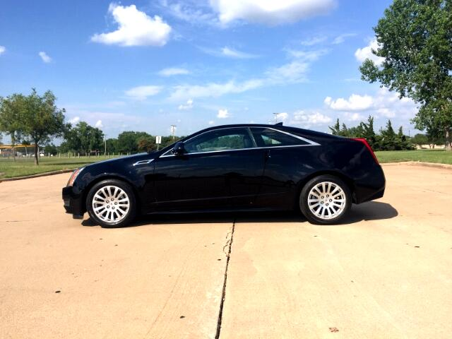 2011 Cadillac CTS Base Coupe