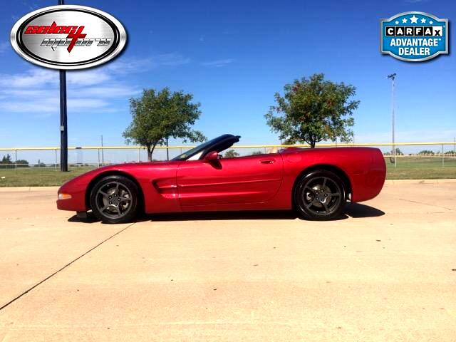 2004 Chevrolet Corvette Convertible