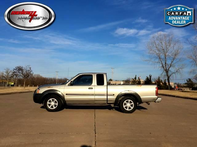 2002 Nissan Frontier King Cab 2WD