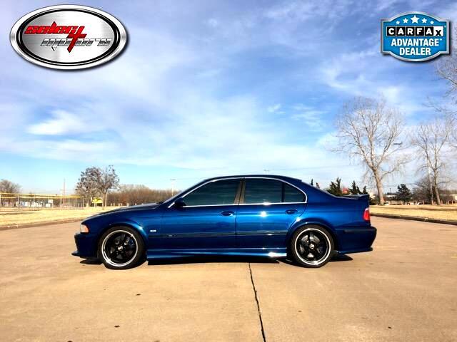 2000 BMW M5 Base