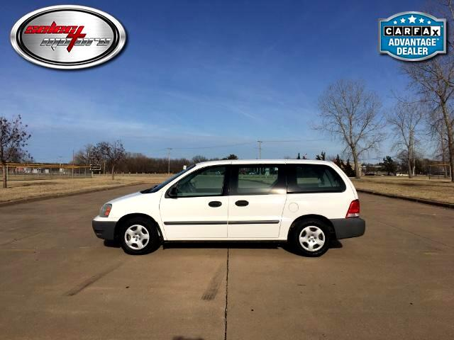 2004 Ford Freestar Cargo Van