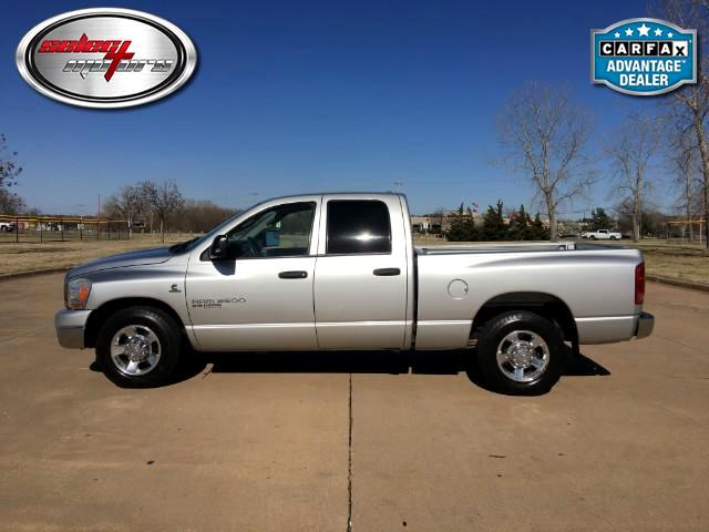 2006 Dodge Ram 2500 5.9L L6 OHV 24V TURBO DIESEL