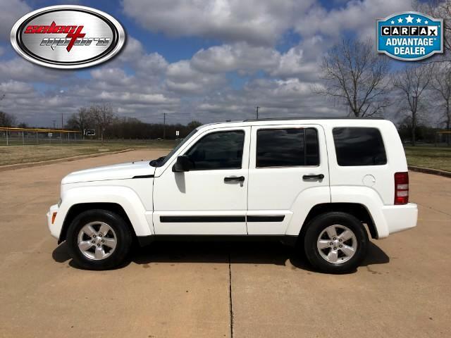 2012 Jeep Liberty Sport 2WD