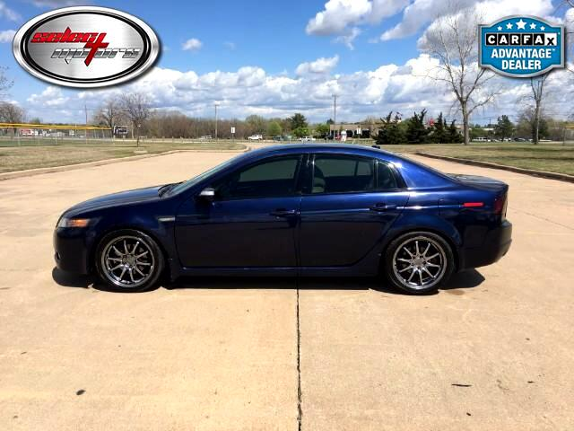 2008 Acura TL 5-Speed AT with Navigation System
