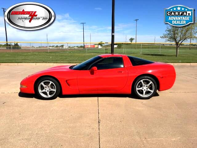 2003 Chevrolet Corvette Coupe