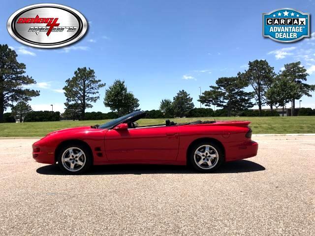 2001 Pontiac Trans Am Convertible