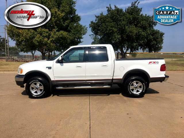 2002 Ford F-150 FX4 SuperCrew 4WD