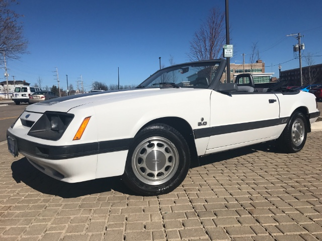 1986 Ford MUSTANG GT GT