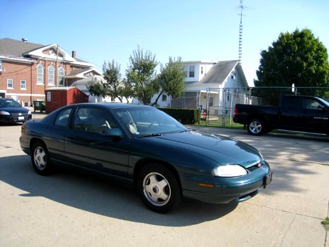 1998 Chevrolet Monte Carlo