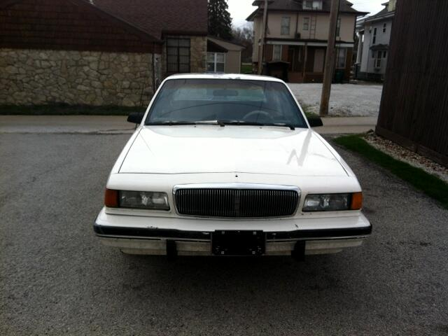 1989 Buick Century