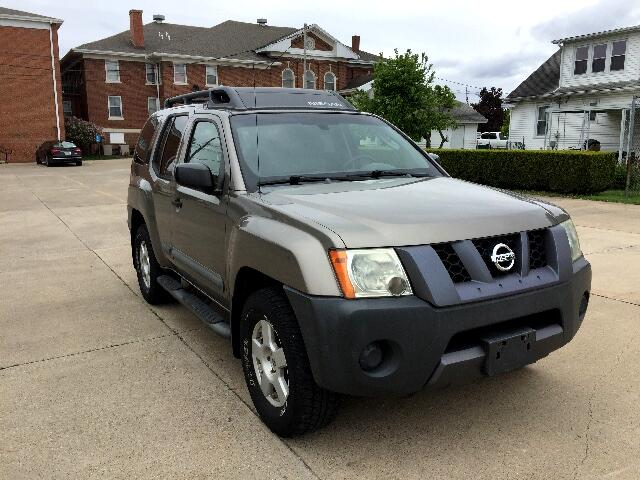 2005 Nissan Xterra OR 4WD