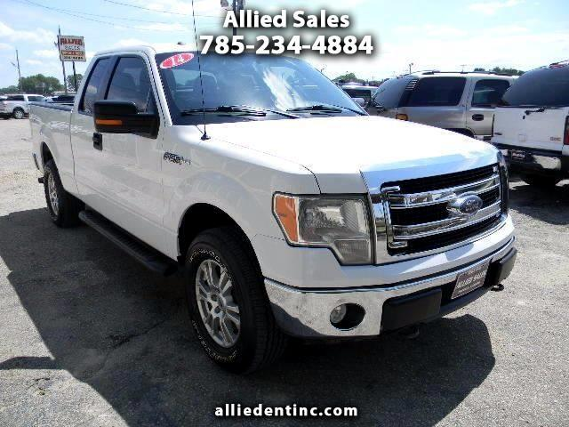 2014 Ford F-150 XLT SuperCab 6.5-ft. Bed 4WD