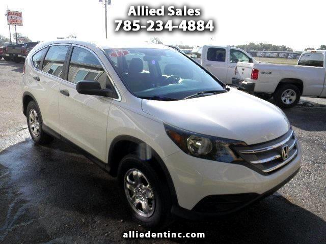 2013 Honda CR-V LX 4WD 5-Speed AT