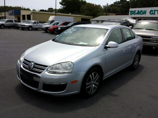 Used 2006 volkswagen jetta for sale in fort walton beach for Beach city motors fort walton beach fl