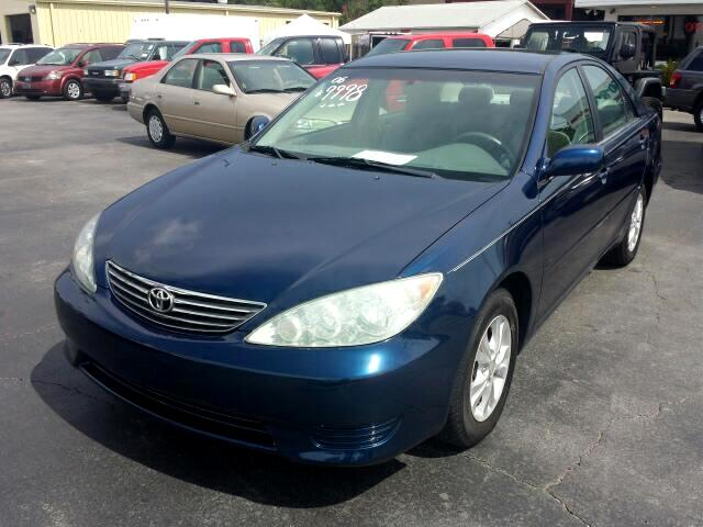 Buy here pay here 2006 toyota camry for sale in fort for Beach city motors fort walton beach fl