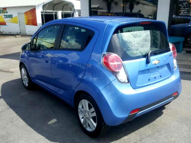 Used 2014 chevrolet spark lt for sale in fort walton beach for Beach city motors fort walton beach fl