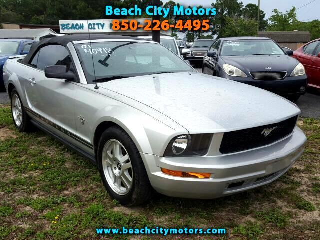 2009 Ford Mustang V6 Convertible