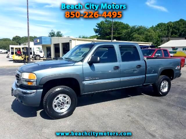 2007 GMC Sierra Classic 2500HD SLT Crew Cab Long Box 4WD