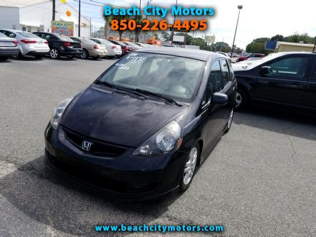 2008 Honda Fit Sport 5-Speed MT